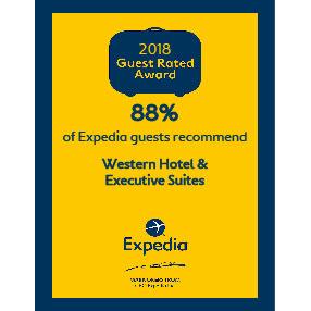 Expedia Excellence Award 2018