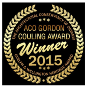 Gordon Couling Award